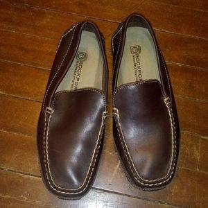 Rockport mens slip on shoes size 7.5